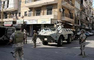 Lübnan'daki çatışmaların ardından ulusal yas...