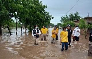Meksika'da Pamela Kasırgası etkisini sürdürüyor:...