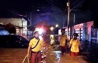 Meksika'yı Pamela Kasırgası vurdu