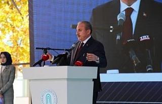 """Şentop: """"Türkiye'de vesayetçi sistem dediğimiz..."""