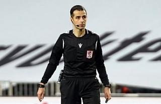 Sivasspor - Antalyaspor maçını Mete Kalkavan yönetecek
