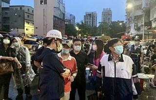 Tayvan'da 13 katlı binada yangın faciası: 14...