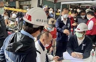 Tayvan'daki yangın faciasında ölü sayısı 25'e...
