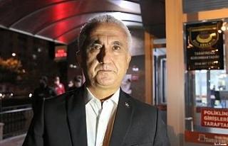 Vali Çakır'dan 12 polisin yaralandığı kazayla...