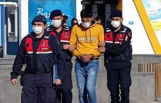 Yasa dışı yollarla Türkiye'ye giren PKK'lı...