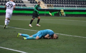 Süper Lig: Y. Denizlispor: 1 - F. Karagümrük: 2 (Maç sonucu)