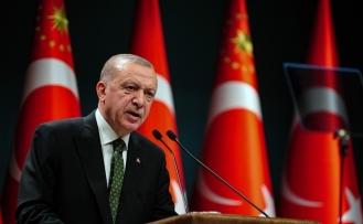 Cumhurbaşkanı Erdoğan, Ekonomik İşbirliği Teşkilatı'na üye ülkelere seslendi