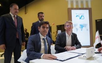 TÜRKSAT 5B, uzaya çıkmadan ilk anlaşmasını imzaladı
