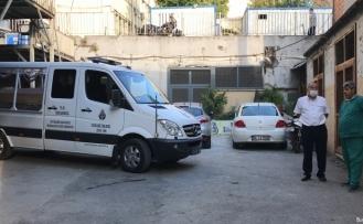 Usta tiyatrocu Ferhan Şensoy'un cenazesi hastaneden alındı