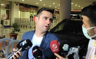 """Ceyhun Kazancı: """"Çok ciddi bir sakatlığımız yok"""""""