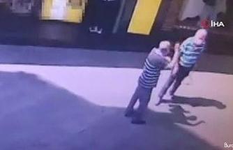 60 yaşındaki yankesici suçüstü yakalandı