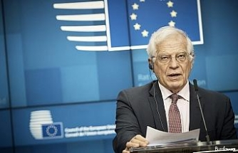 AB Komisyonu Başkan Yardımcısı Josep Borrell Türkiye'ye geliyor