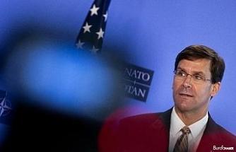 """ABD Savunma Bakanı Esper: """"Rusya, Çin, İran ve Kuzey Kore başarılı bir şekilde püskürtüldü"""""""