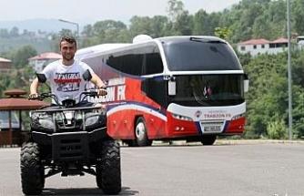 """Abdulkadir Özdemir: """"Play-off oynamak istiyoruz"""""""