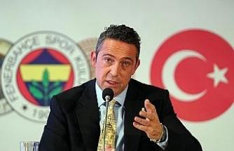 """Ali Koç: """"Fenerbahçe tertemiz bir tarihe sahiptir!"""""""