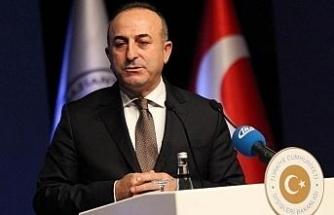 Bakan Çavuşoğlu'ndan Borell'e yanıt gecikmedi