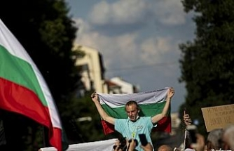 Bulgaristan'da hükümet karşıtı gösteriler büyüyor