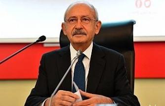 """CHP Genel Başkanı Kılıçdaroğlu'ndan siyasi parti liderlerine """"Kurultay"""" mektubu"""