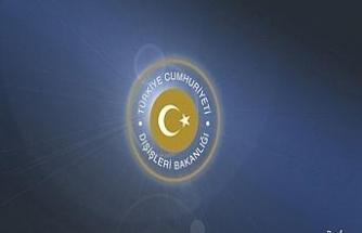 Dışişleri Bakanlığı'ndan 'Azerbaycan' açıklaması