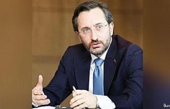 """Fahrettin Altun: """"Hak ve hürriyetlerime yönelik müdahalelere karşı kendimi koruyacağım"""""""