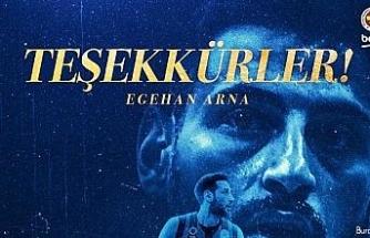 Fenerbahçe, Egehan Arna ile yollarını ayırdı