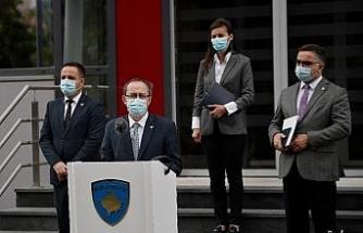 Kosova'da hükümet OHAL'den vazgeçti
