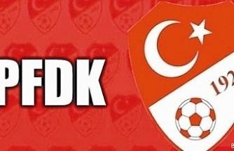 PFDK maske cezası yağdırdı