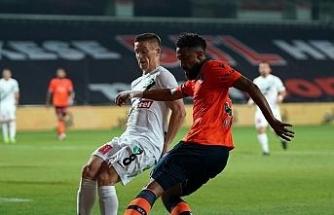 Süper Lig: Medipol Başakşehir: 2 - Denizlispor: 0 (Maç sonucu)