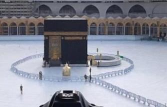 Suudi Arabistan'da Hac izni olmadan kutsal alanlara girenlere para cezası