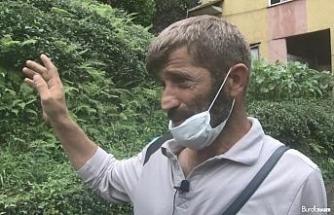 Ailesini selden son anda kurtaran Mustafa Arıcı o anları anlattı