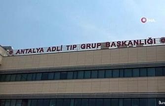 Antalya'da genç kadının ölümüne ilişkin 2 kişi tutuklandı