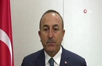 """Çavuşoğlu'ndan Yunanistan-Mısır arasındaki anlaşmaya tepki: """"Bizim için yok hükmünde"""""""