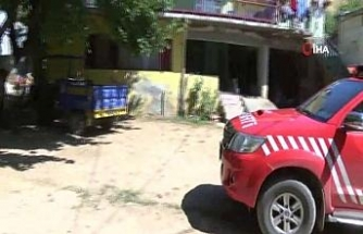 Depremde hasar gören evlere girilmemesi istendi