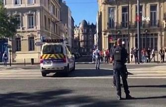 Fransa'da bankada rehine krizi