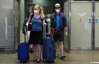 Fransa'daki binlerce İngiliz tatilci karantinadan kurtulmak için dönüş yolunda
