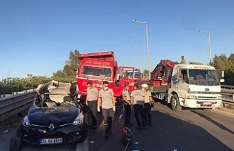 İzmir'de 1 kişinin öldüğü kazayla ilgili kamyon sürücüsü tutuklandı