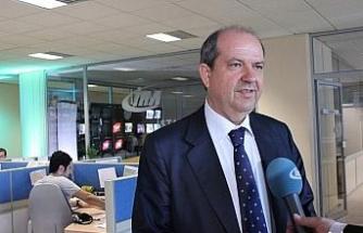 KKTC Başbakanı Tatar Ankara'ya gidiyor
