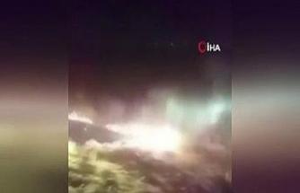 Erbil Uluslararası Havalimanı yakınlarında roketli saldırı