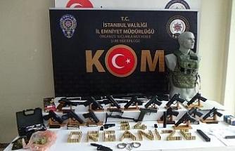 Esnaftan haraç toplayan çeteye İstanbul merkezli 4 ilde operasyon