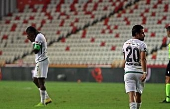 Fraport TAV Antalyaspor, Denizlispor'u 1-0 mağlup etti