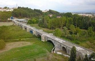 Justinianus Köprüsü bin beş yıldır ayakta duruyor