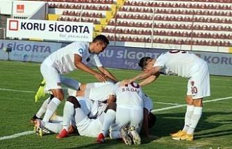Kasımpaşa, Hatayspor'a 1-0 yenildi