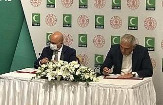 Kültür ve Turizm Bakanlığı ile Yeşilay bağımlılıkla mücadele iş birliği protokolü imzaladı