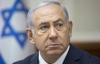 """Netanyahu'dan BM'de """"Beyrut'ta yeni bir patlama olabilir"""" iddiası"""