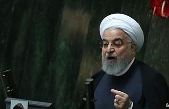 """Ruhani: """"Devlet daireleri yalnızca maskesi olanlara hizmet sunsun"""""""