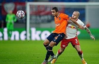 Başakşehir, Şampiyonlar Ligi'ndeki ilk maçında Leipzig'e 2-0 yenildi