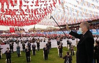 """Cumhurbaşkanı Erdoğan: """"26 vefatımız var, 885 yaralımız var"""""""