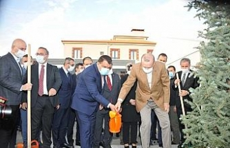 """Cumhurbaşkanı Erdoğan: Her gün yeni bir projenin açılış sevincini yaşıyoruz"""""""