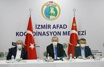 Cumhurbaşkanı Erdoğan İzmir'de