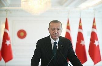 """Erdoğan: """"Dayanışma konusunda başta gelişmiş ülkeler olmak üzere dünya iyi bir sınav veremedi"""""""